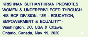 3E - Education, Empowerment & Equality