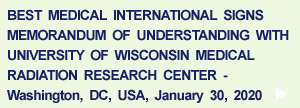 Memorandum of Understanding with University of Wisconsin