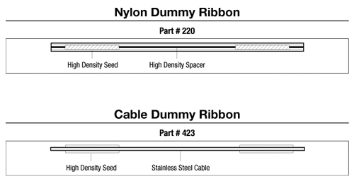 Dummy Ribbons